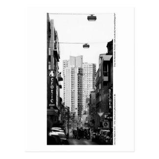 Carte Postale Mannheim - dans les carrés