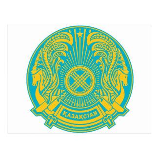 Carte Postale Manteau de Kazakhstan des bras