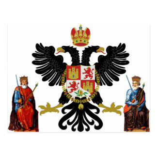 Carte Postale Manteau de Toledo (Espagne) des bras