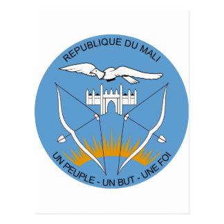 Carte Postale Manteau du Mali des bras