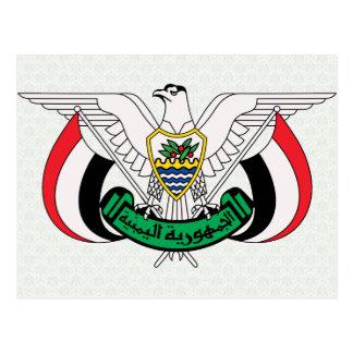 Carte Postale Manteau du Yémen de détail de bras