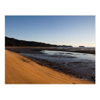 Carte Postale Marahau est le point de départ pour Abel Tasman
