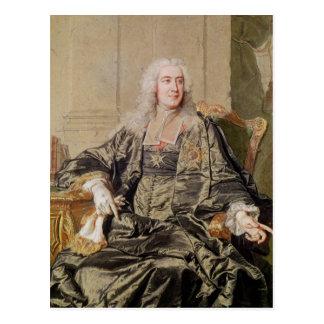 Carte Postale Marc Pierre de Voyer Count d'Argenson