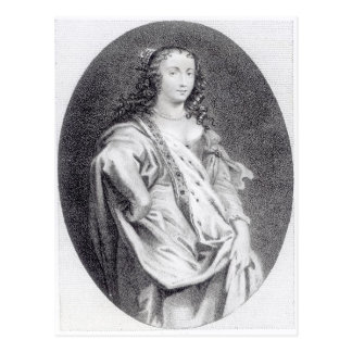 Carte Postale Margaret Cavendish, duchesse de Newcastle