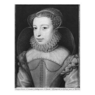 Carte Postale Marguerite de Valois Queen de la Navarre