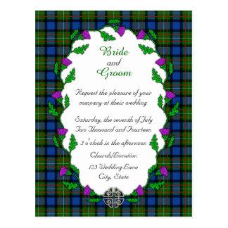 Carte Postale Mariage celtique de Fergusson