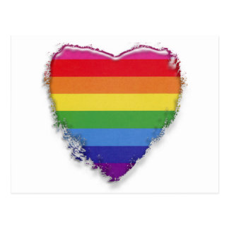 Carte Postale Mariage homosexuel de soutien