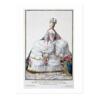 Carte Postale Marie Antoinette (1752-93) de 'DES Estam de
