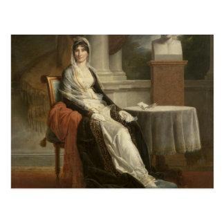 Carte Postale Marie-Laetitia Ramolino 1803