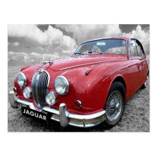 Carte Postale Marque 2 de Jaguar
