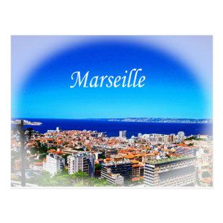 Carte Postale Marseille