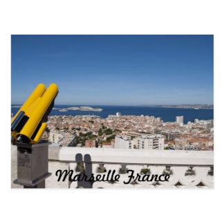 Carte Postale Marseille France