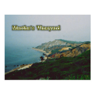 Carte Postale Martha's Vineyard