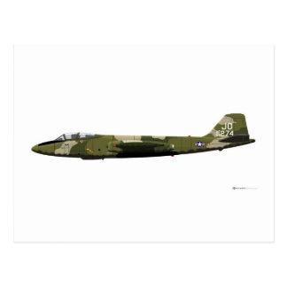 Carte Postale Martin B-57 Canberra