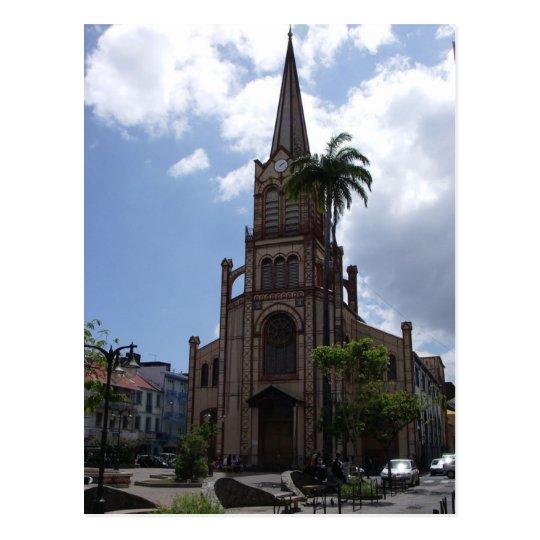 Carte Postale Martinique - Fort-de-France - Saint-Louis
