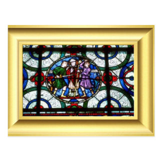 Carte Postale Martyre de St Thomas Becket