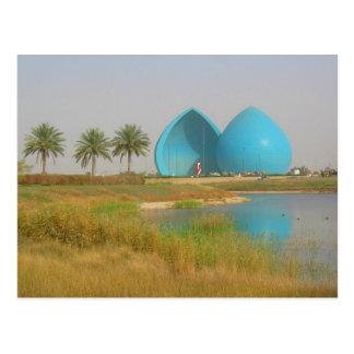 Carte Postale Martyre Monument-Bagdad