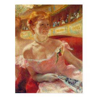 Carte Postale Mary Cassatt