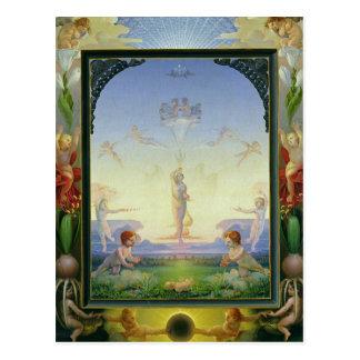Carte Postale Matin, 1808