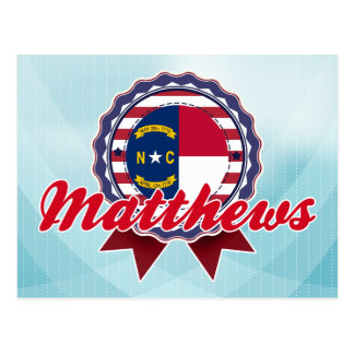 Carte Postale Matthews, OR