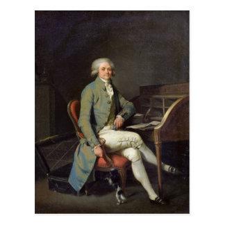 Carte Postale Maximilien de Robespierre