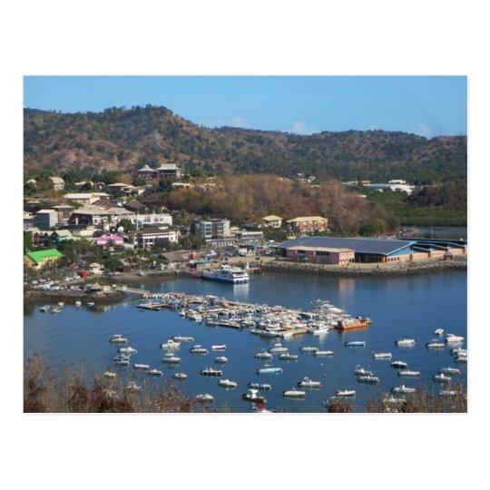 Carte Postale Mayotte - Grande Terre - Mamoudzou