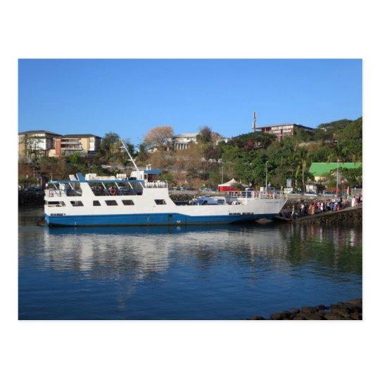 Carte Postale Mayotte - Grande Terre - Mamoudzou Ferry Terminal