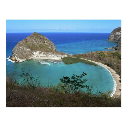 Carte Postale Mayotte - Petite Terre East Coast - Moya Beach