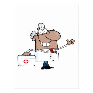 Carte Postale Médecin