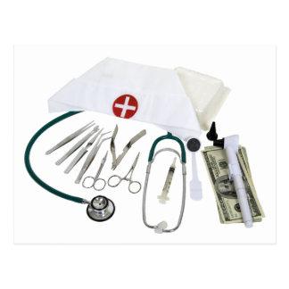 Carte Postale MedicalToolsFunds082309