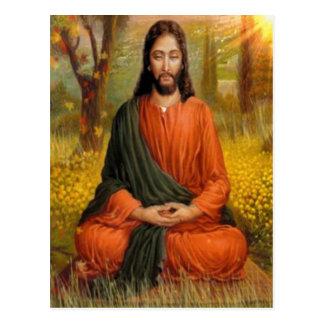 Carte Postale Méditation de Jésus-Christ