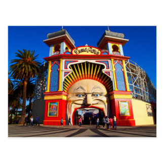 Carte postale - Melbourne (1)