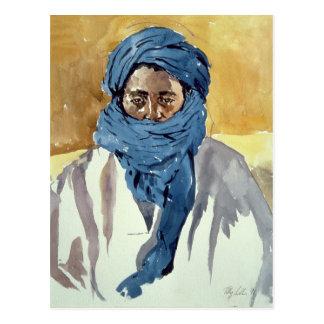 Carte Postale Membre de la tribu Timbuctoo 1991 de Tuareg