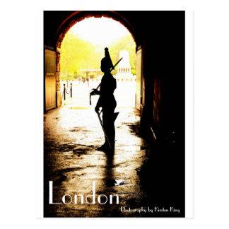 Carte Postale mémoire 2 270, Londres, photographie par le roi de