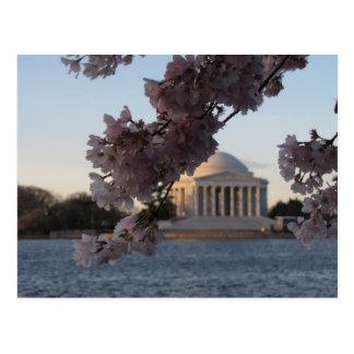 Carte Postale Mémorial de Jefferson