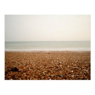 Carte Postale Mer à la plage 2 de Brighton