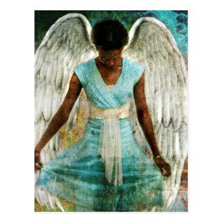 Carte Postale Mercis angéliques