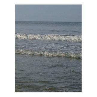 Carte Postale Mers bleues profondes