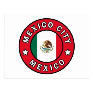 Carte Postale Mexico Mexique