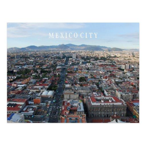 Carte postale | Mexique - Mexico