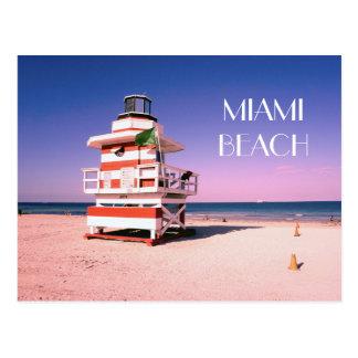 Carte Postale Miami Beach #01