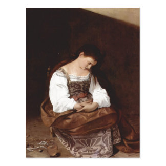 Carte Postale Michaël Angelo Merisi DA Caravaggio Maria