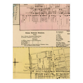 Carte Postale Middletown