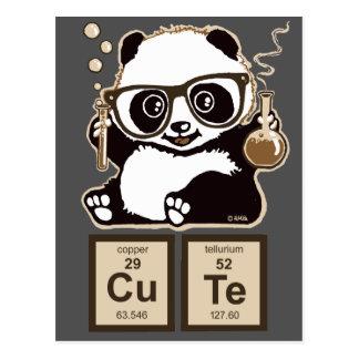 Carte Postale Mignon découvert par panda de chimie
