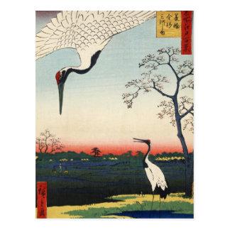 Carte Postale Mikawashima de kanasugi de Minowa
