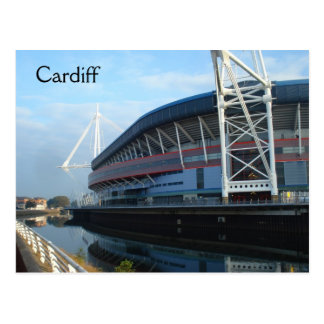 Carte Postale Millennium Stadium de Cardiff