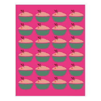 Carte Postale Mini éléments doux de MISO