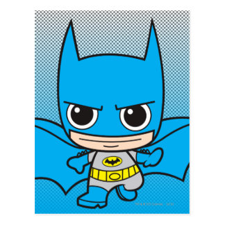 Carte Postale Mini fonctionnement de Batman