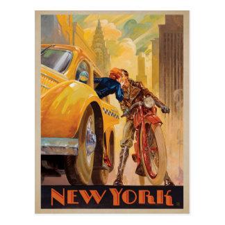 Carte Postale Minute de New York