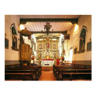 Carte Postale Mission San Juan Capistrano, la Californie